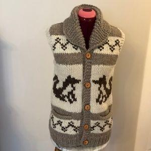 Hudson's Bay Company Cowichan Sweaters